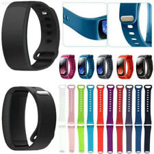 1C4B 5263 Silicone Replacement Watch Band Strap For Samsung Gear Fit 2 SM-R360