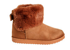 Bottines Hiver Femme Chaussures Fourrees Bottes Grande Pointure 41 42 43 44 Boot