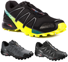 SALOMON Speedcross 4 Outdoor Trail Running Trainers Athletic Shoes Mens New