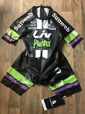 Team LIV plantur Etxeondo SS Time Trial Skinsuit Aero Suit Tour de France WOMAN