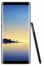 NEW Samsung Note 8 N950FD 64GB/6GB Factory Unlocked International GSM ALL COLORS