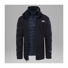 The north face mountain light triclimate jacket black gore-tex 3 in 1 giacca new