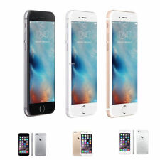 Apple iPhone 6 (Factory Unlocked) AT&T Verizon T-Mobile Gray Gold Silver GSM WT8