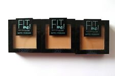 Maybelline Fit Me! Matte+ Poreless Pressed POWDER 9g - Please Choose Shade: