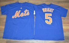 Nuevo York Mets Camiseta Original Major League Béisbol Oficial MLB Wright #5