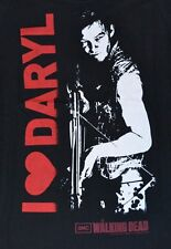 "Amc's The Walking Dead"" i Love Daryl ""Júnior Camiseta Daryl Dixon"
