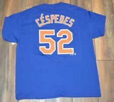 Nuevo York Mets Camiseta Original Major League Béisbol Oficial MLB la Potencia #