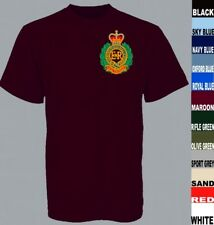 ROYAL ENGINEERS FIELD SQUADRON COMMANDO TROOP LONG OR SHORT SLEEVE T SHIRT TO5XL