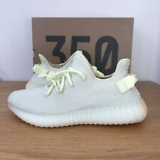 Adidas Yeezy Boost 350 V2 Butter Yellow UK 6 8 9 10 11 12 13 Authentic Brand New
