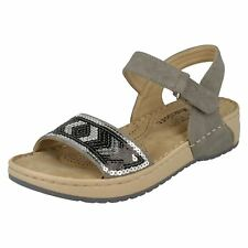 Ladies Rieker Memosoft Casual Sandals V5778