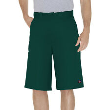 Dickies Vert Chasseur Travail Court 42283 33cm Coupe Ample Multi Poche Tailles