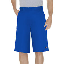 Dickies Bleu Roi Travail Court 42283 33cm Coupe Ample Multi Poche Tailles 30 To