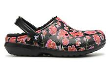Mujer Crocs Classic Lined Graphic Ii Clog Zuecos Multicolor