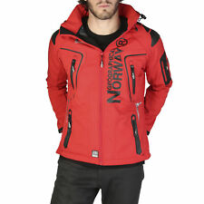 BD 93725 Rojo Geographical Norway Chaqueta Geographical Norway Hombre rojo 93725