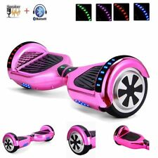 "6.5"" Hoverboard Monociclo Electrico Scooter Patinete Balance Board Bluetooth LED"