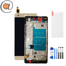 LCD + Ecran tactile Huawei P8 Lite 2015 ALE-L21 Châssis Or / Outils / Protection