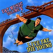 Various Artists - Fat Music, Vol. 5 (Live Fat Die Young, 2001) - CD