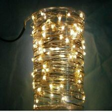 1M/3M LED Battery Operated Copper Wire Leds String Fairy Party Xmas Lights DIY