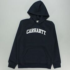 Carhartt Yale Hooded Sweatshirt Hoodie Pullover – Navy - Brand New in S,M,L,XL