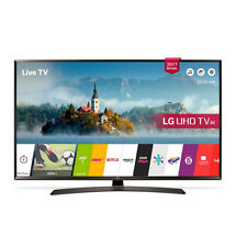 "BB S0408834 Smart TV LG 55UJ634V 55"" Ultra HD 4K LED USB x 2 HDR Wifi Nero"