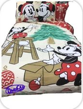 Mickey and Minnie Mouse Duvet Cover Set Disney Mickey Minnie Mouse Duvet Cover