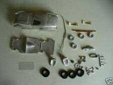 Triumph TR2 race and rally cars in 1/43rd scale kit by K & R Replicas