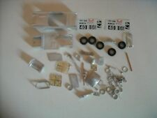 Triumph TR4 rally cars in 1/43rd scale kit by K & R Replicas