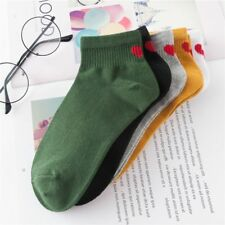 Female Sock New College Simple Basic Warm Cotton For Spring Summer Autumn Winter