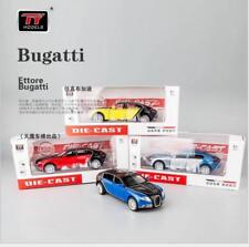 Bugatti 16C Galibier Chiron alloy car collection 1/32 model sound& light door ca