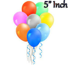 """5""""inch Small Best Latex Balloons 500 Quality Standard Balloon Colorful Balloon"""