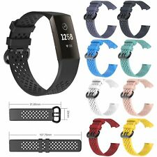 2018 New Sports Watch Band Bracelet Strap for Fitbit Charge 3 Activity Tracker