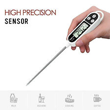 Digital Instant Read Meat Thermometer Kitchen Cooking Food Candy Thermometer AU