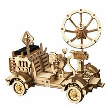 Robotime STEM Solar Powered Mars Rover 3D Puzzle Educational Game Gift UK Stock
