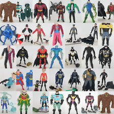 Batman & Superman Animated Action Figures [ MULTI-LISTING ] JLU Returns JLA DC
