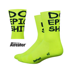 Defeet Aireator Hi Top 5″ Do Epic Shit  AIRTDENY