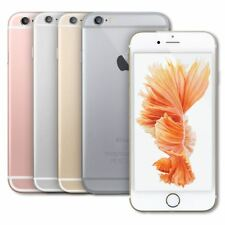 Apple iPhone 6S - Unlocked Smartphone 16GB/3GB2/64GB/128GB Silver/Gold/Rose Gold