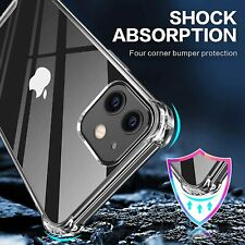 For iPhone 6 6s Cases XS Max XR X  Plus Genuine Slim TPU Shockproof Apple covers