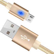 5383 USB 3.1 Micro USB Data Sync Charging Light Cable For Android Mobile Phone