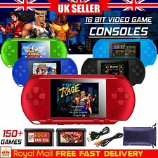 "PXP PVP 16 Bit Built-in 150+ Video Games Portable Console 2.8"" Handheld Player"