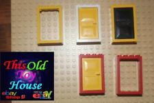 LEGO 4130 DOOR FRAME 2X4X5 CHOICE OF COLOR 4130 PRE-OWNED X1