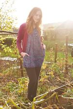 HALF PRICE SALE Nomads - Woven Longsleeve Shirt - Textured Cotton TK45 FairTrade