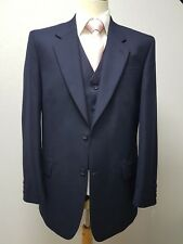 Mens NEW Navy Formal Smart Casual Suit Jacket Blazer - Big Sizes Available