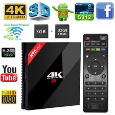 HD 1080P T9 H96 pro Internet TV MX10 Smart TV Box Amlogic 2G/64G Android 7.1 4K