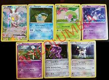 Pokemon Mythical Collection Box Magearna XY186 Promo Set NM -Select one ore more