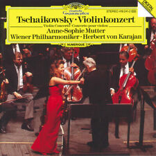 Anne-Sophie Mutter - Tchaikovsky: Violin Concerto in D