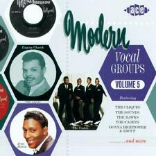 The Cliques - Modern Vocal Groups, Vol. 5