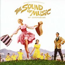 Julie Andrews - The Sound of Music, 1 Audio-CD (50th Anniversary Edition)