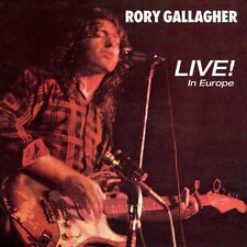 Rory Gallagher - Live! In Europe