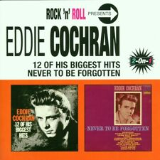 Eddie Cochran - 12 of His Biggest Hits/Never to Be Forgotten