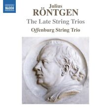 Offenburg String Trio - Julius Röntgen: The Late String Trios